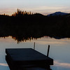 Wilber Lake, near Parson, British Columbia, Canada aug 1998
